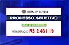 Aberto EDITAL de Processo Seletivo com salário de R$ 2.461,19. Saiba Mais