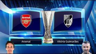 Арсенал - Витория Гимарайнш: смотреть онлайн прямая трансляция бесплатно 24 октября 2019 в 22:00 МСК.