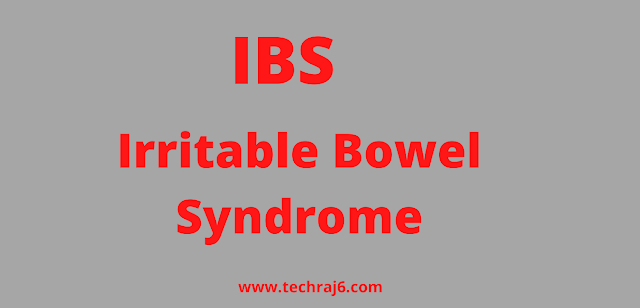 IBS full form, What is the full form of IBS