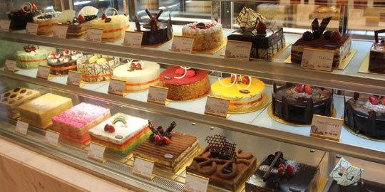 cake store jakarta selatan