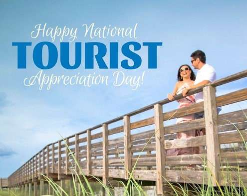 National Tourist Appreciation Day Wishes