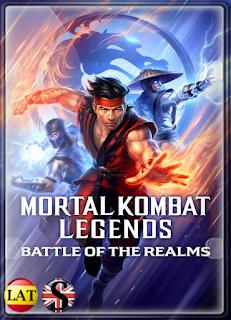 Mortal Kombat Leyendas: La Batalla de los Reinos (2021) WEB-DL 720P LATINO/INGLES