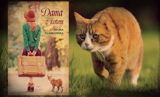 """""""Dama z kotem"""" Iwona Czarkowska [PRZEDPREMIEROWO]"""