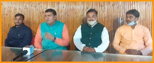 राम निवास ने सुप्रीम कोर्ट द्वारा तीनो कृषि बिल पर रोक लगाने पर जताया दुख, विपक्षी दलों पर साधा निशाना
