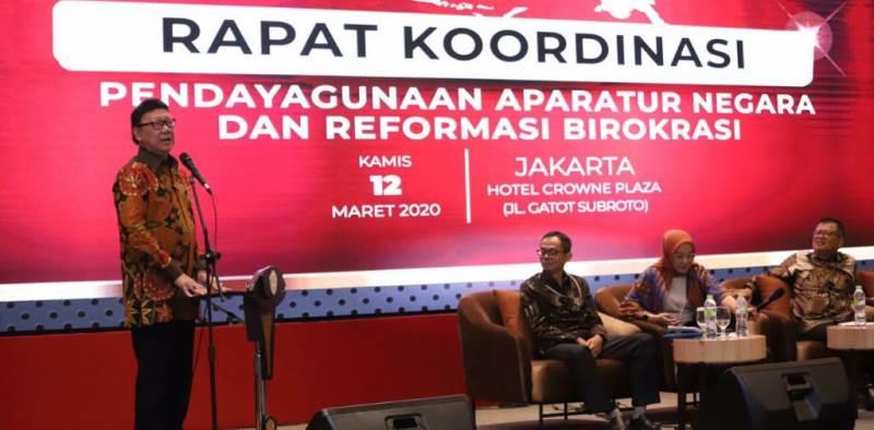 PANRB: Percepatan Reformasi Birokrasi Berpengaruh Pada Tunjangan Kinerja