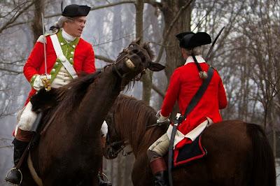caballo sonrriente