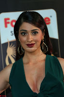 Laxmi Rai in a Deep neck Beautiful Green Gown Cute Actress Laxmi Rai ~  044.JPG
