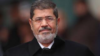 عاجل الان وفاة الرئيس السابق محمد مرسي