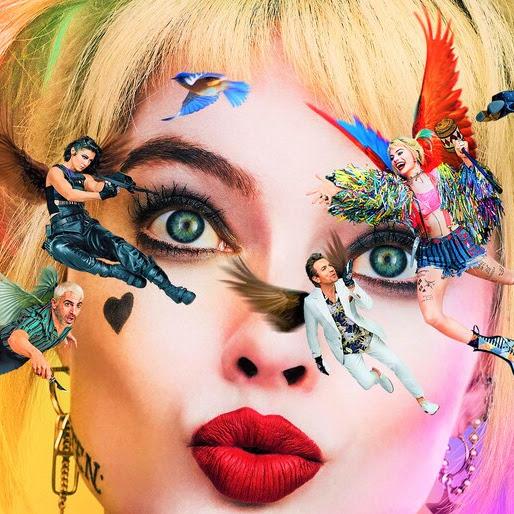 Birds Of Prey 2020 Harley Quinn Margot Robbie Poster 4k Wallpaper 5 887