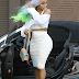 Something is seriously wrong with Blac Chyna's butt and love life(Photos)