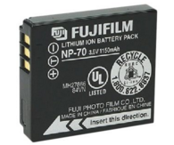 Baterai Fujifilm NP-70