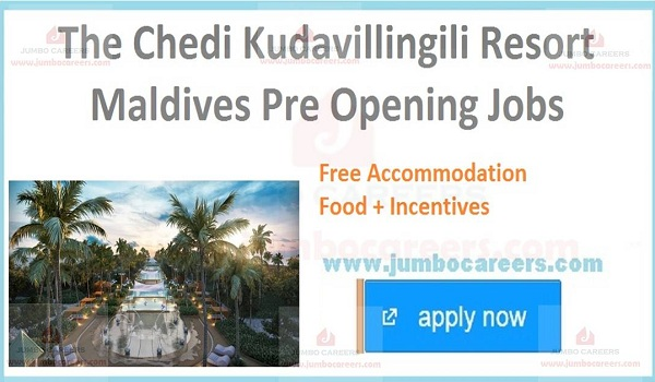 Maldive latest jobs,
