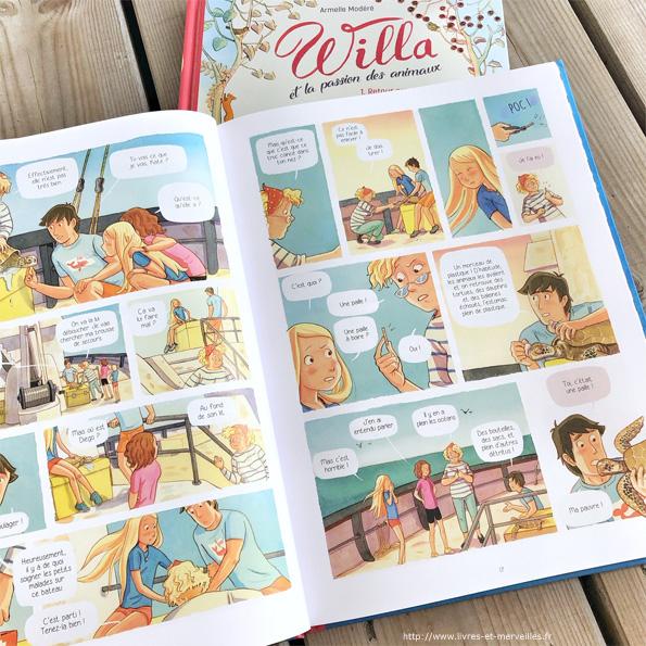 Willa et la passion des animaux - T2 : Expédition baleine