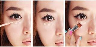 Menerapkan Tata Rias Urutan Merias / Make Up Pengantin yang Benar