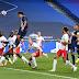Aventura histórica do RB Leipzig na Champions League acaba no PSG, que está na grande final