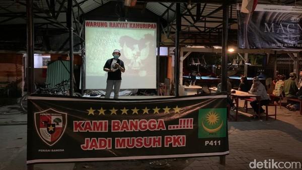Ormas Bentukan Eks Elit FPI di Surabaya Gelar Nobar Film G30S/PKI