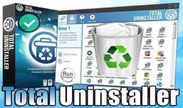تحميل وتفعيل برنامج Total Uninstaller عملاق حذف وإزالة البرامج من جذورها اخر اصدار