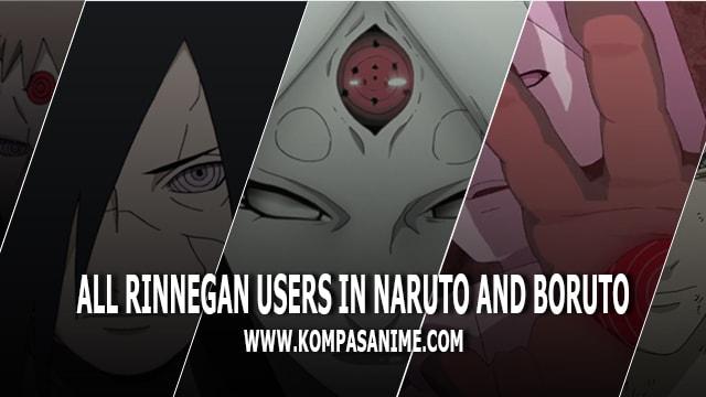 8 Pengguna Rinnegan Mata Rinnegan Di Naruto dan Boruto, Mana yang Terkuat!