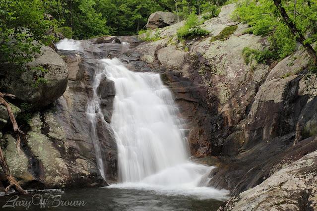 Whiteoak Canyon Waterfall #5