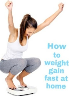 How to weight gain