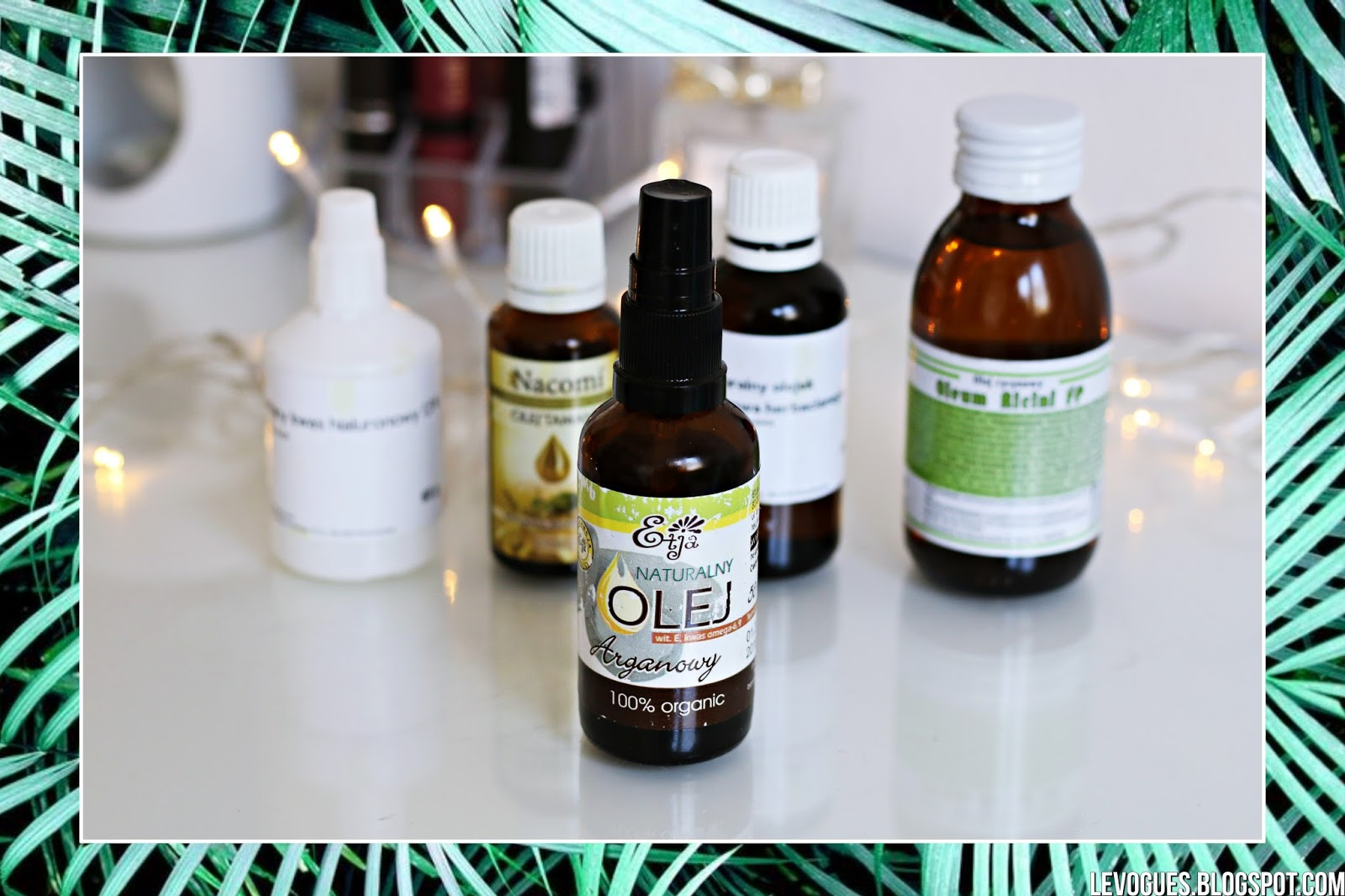 olej olejek arganowy nawilżenie trądzik