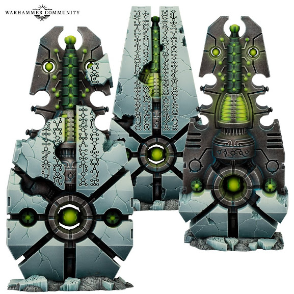 convergencia de dominio Necron