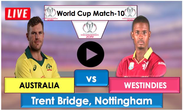 Australia  vs West Indies, Live Streaming Online, West Indies opt to bowl