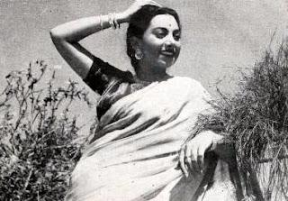 Suraiya in 1948