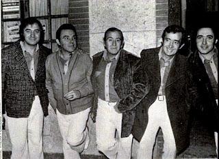 Demonios da Garoa em 1974