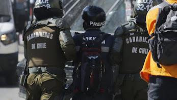 Federación de Colegios Profesionales llamó al Estado de Chile a terminar con las vulneraciones a la prensa