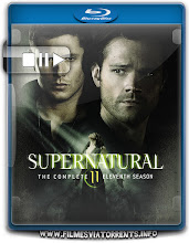 Supernatural 11ª Temporada Completa Torrent – BluRay Rip 720p Dual Áudio (2016)