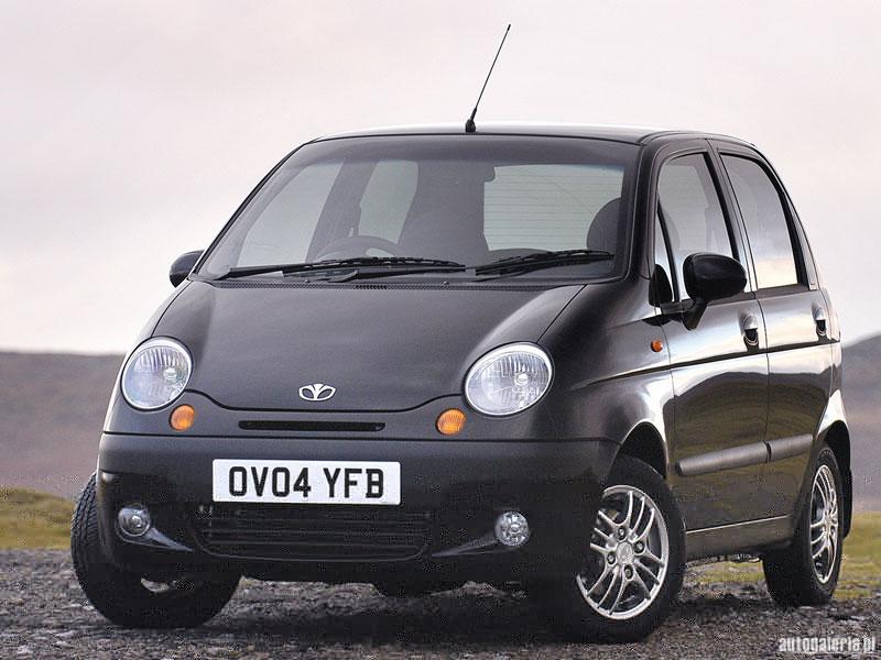 daewoo matiz a segment mini cars. Black Bedroom Furniture Sets. Home Design Ideas