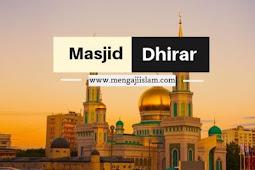 Masjid Dhirar Di Zaman Modern