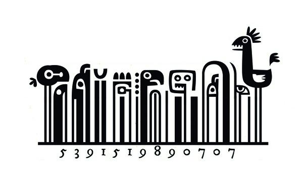 Códigos De Barras Presente En Toda La Cadena De: Divertidos Y Originales Códigos De Barras