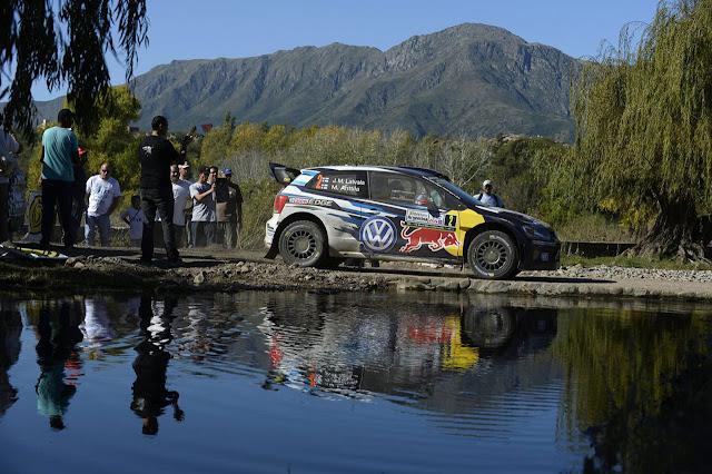 Volkswagen looks to break record winning run in Argentina