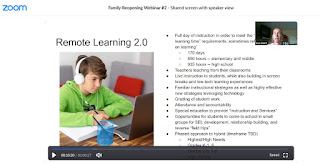Franklin Public Schools: Family Reopening Webinar available for replay