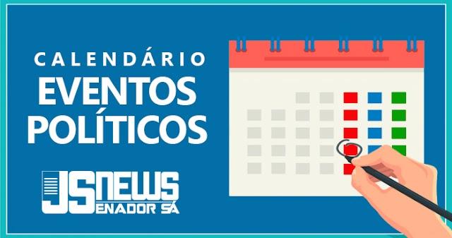 Em reunião com juiz eleitoral e partidos queima de fogos fica proibida e datas para eventos são definidas, confira!