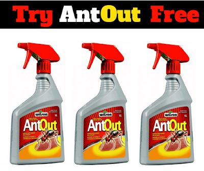 Try AntOut Free- Home Tester Club Offer