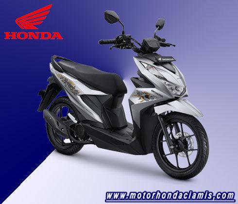 Promo Motor Honda Beat Street Ciamis