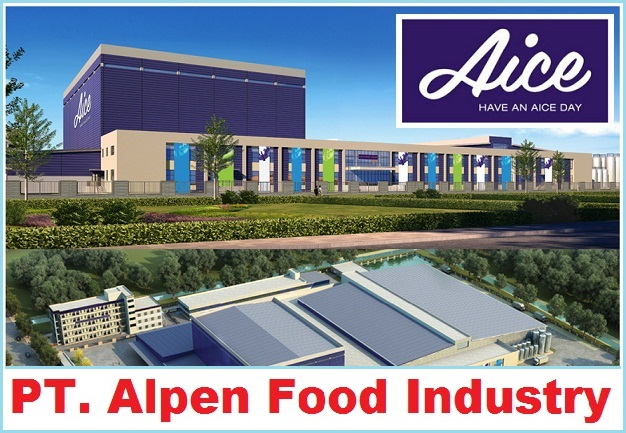 Lowongan Kerja PT. Alpen Food Industry (AICE) Dengan Posisi Product Staff, Senior Front Desk Officer, ETC Bulan November 2019