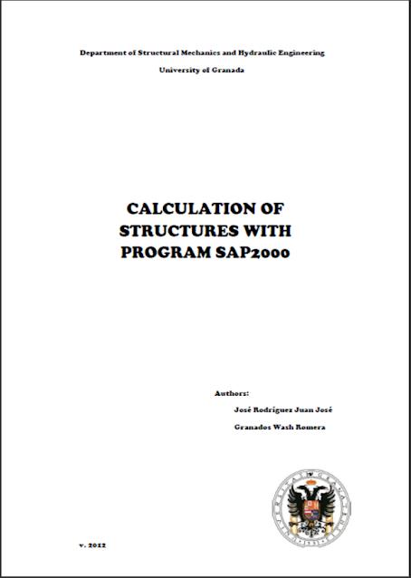 كتاب شرح برنامج Sap 2000