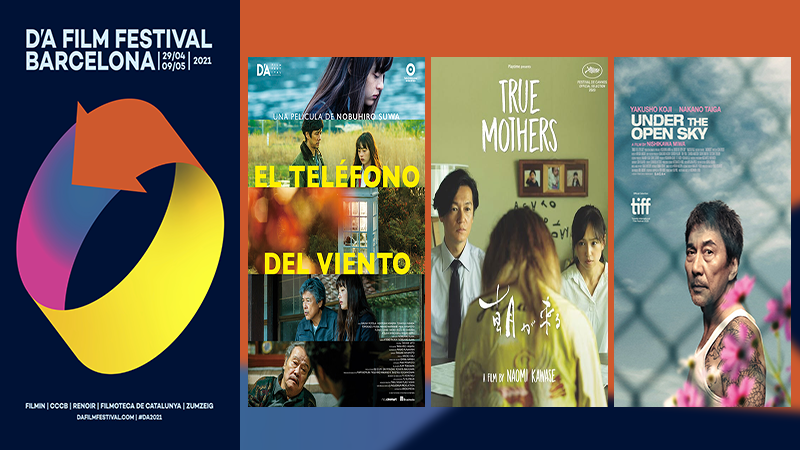 Programación japonesa 11 D'A Film Festival Barcelona