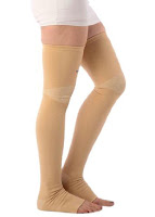 Vissco Medical Compression Stockings Above Knee