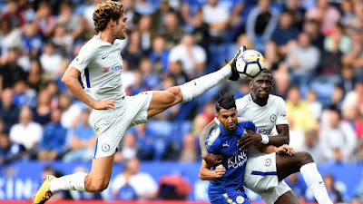 Marcos Alonso EPL week 4