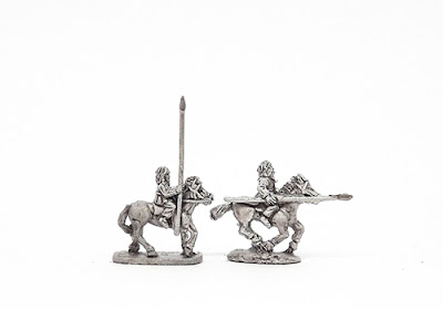 ASA4   Unarmoured cavalry with lance