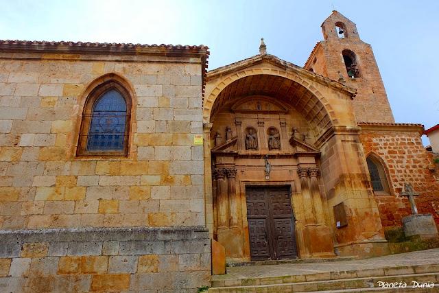 Iglesia Parroquial de los Santos Cosme y Damián