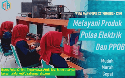 Bisnis Pulsa Online Terpercaya, Anda Bisa Mencobanya Bersama Market Pulsa !