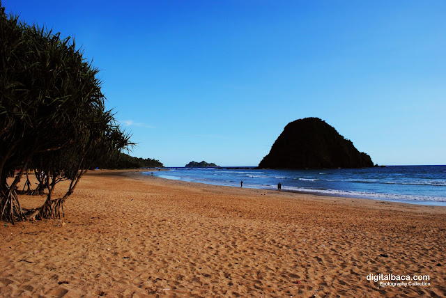 wisata alam, wisata alam banyuwangi, pulau merah, wisata pantai, wisata pasir putih, pantai mustika,