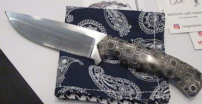 Raegan Lee Knife