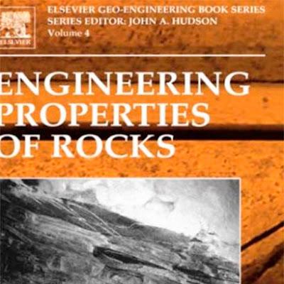 Engineering properties of rocks zhang